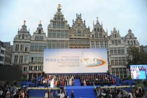 Rencontre de la paix à Anvers 2014