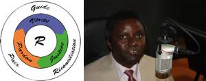 Musomesha Aloys et logo DVJP