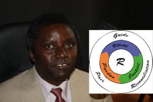 Musomesha Aloys et Logo PDVJP